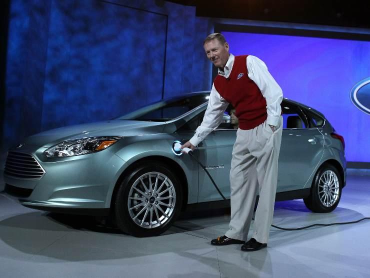 Auto elettriche più economiche delle auto diesel