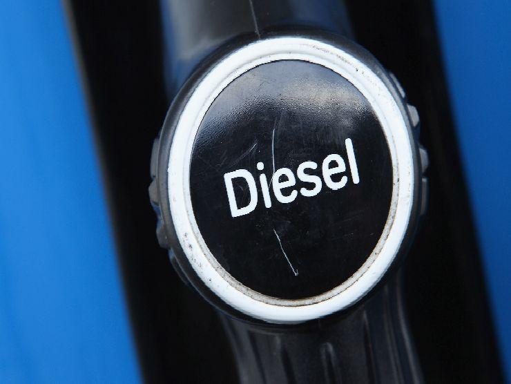 Diesel rialzo