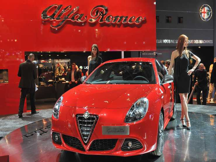 Alfa Romeo Giulietta in vendita