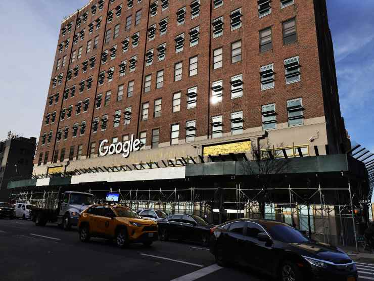 Google multa Enel