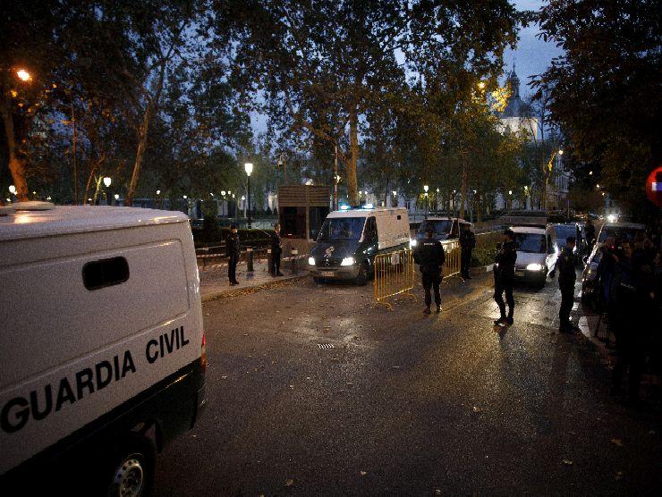 Guardia civil azione