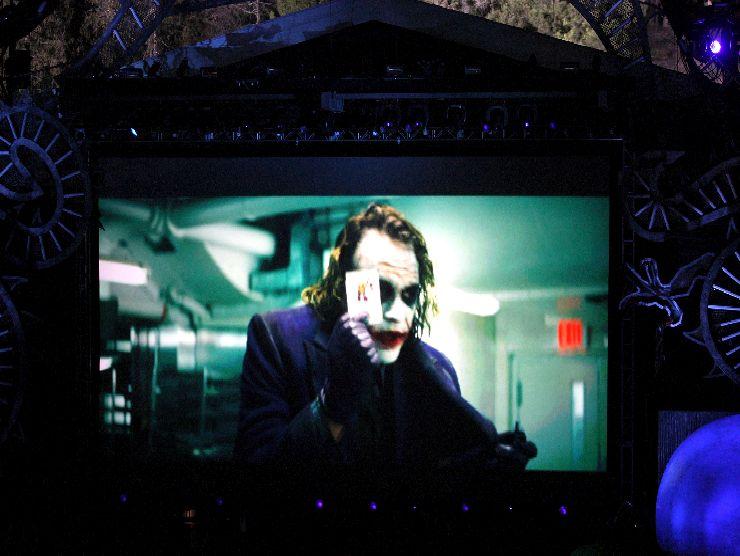 Heat Ledger Joker