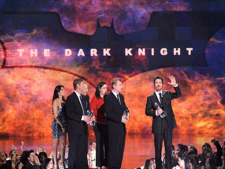 Il cast del Cavaliere Oscuro