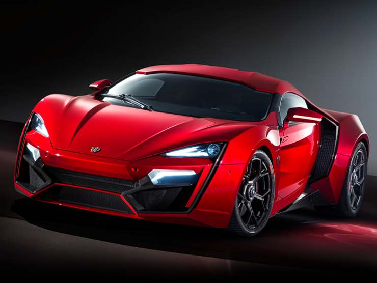 fast and furious hypercar