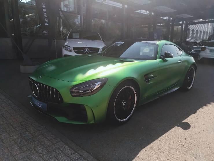Mercedes GT R Lukaku