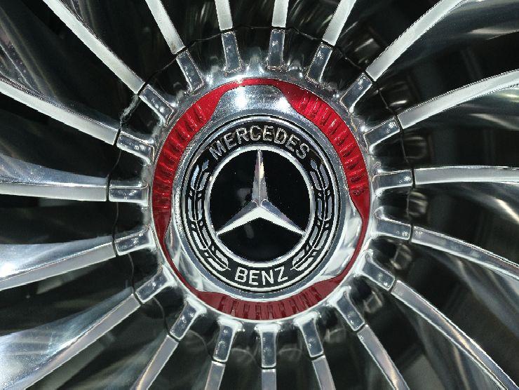 Il marchio Mercedes