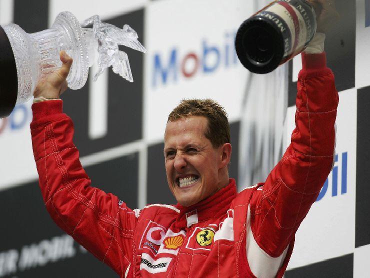 Michael Schumacher campione