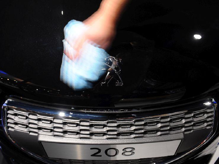Peugeot 208 nuova