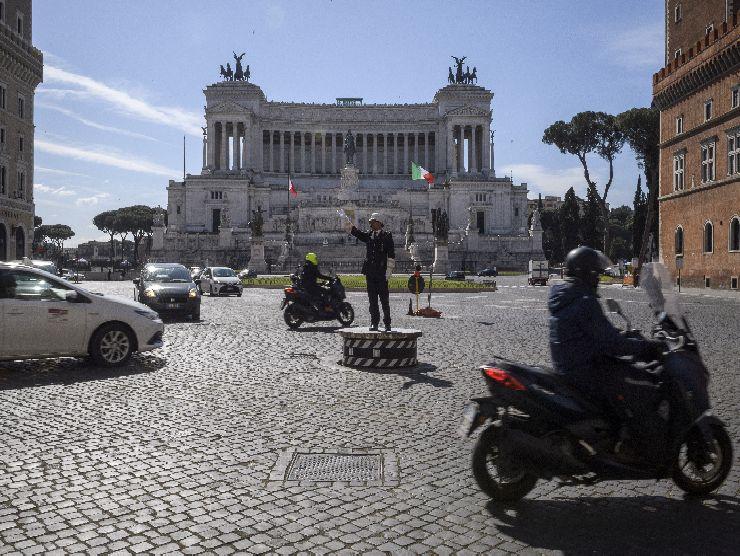 Il traffico di Roma