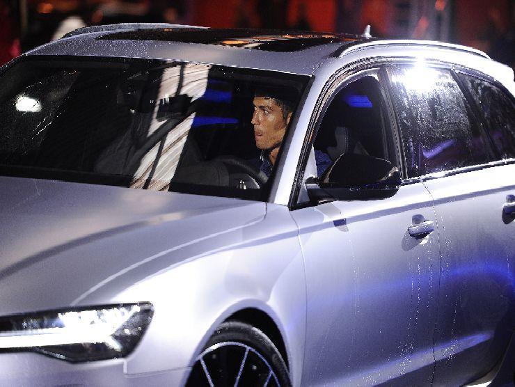 Ronaldo auto
