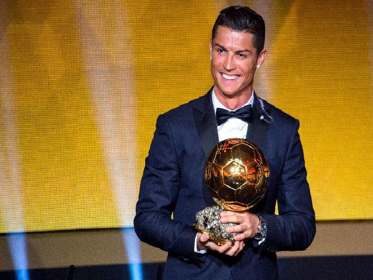 Ronaldo pallone d'oro