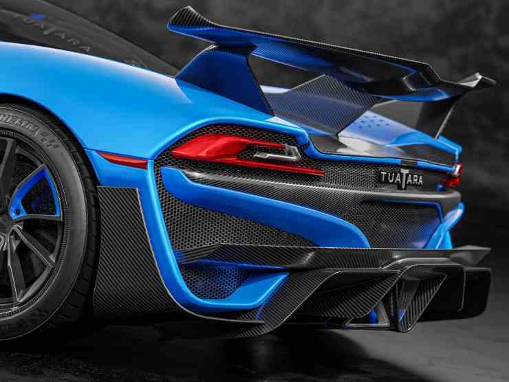 auto più veloce al mondo