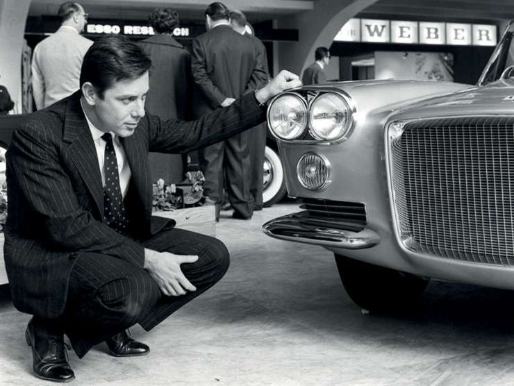 Alfa Romeo Hybrid design