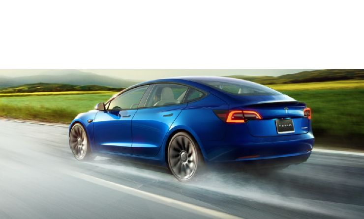 Tesla Model 3 batterie EVE
