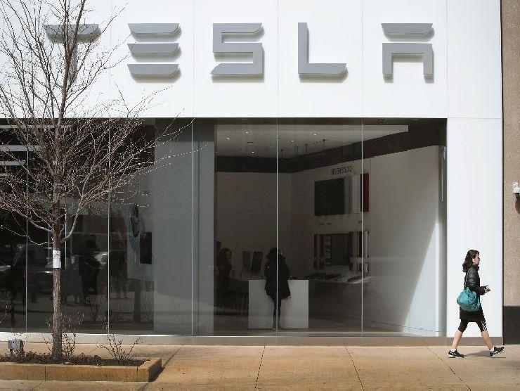 Sede Tesla