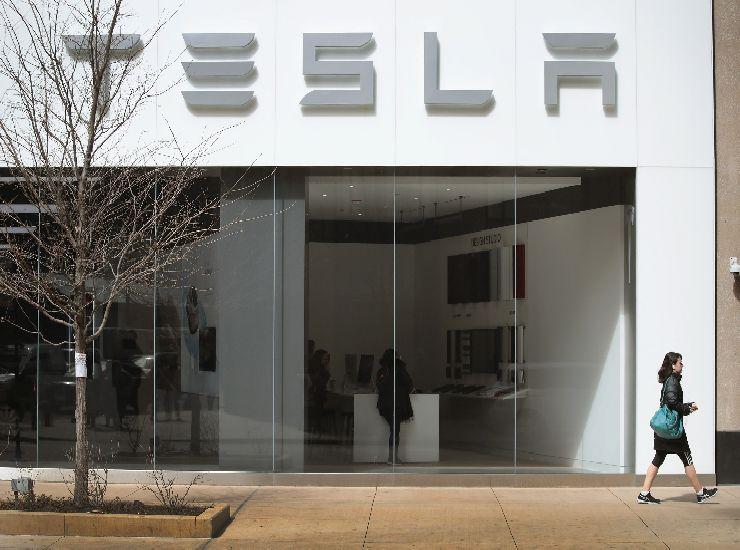 Tesla sede Chicago