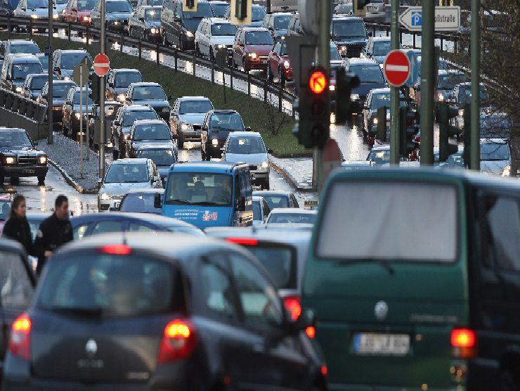 Traffico Berlino