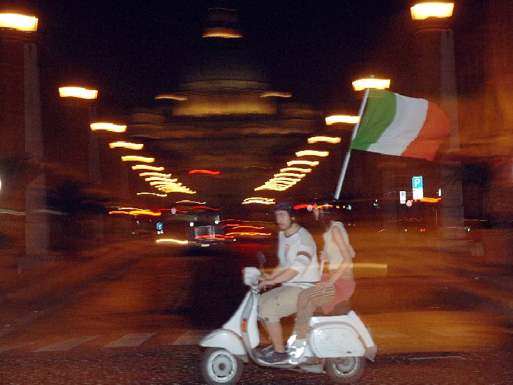 Vespa Italia