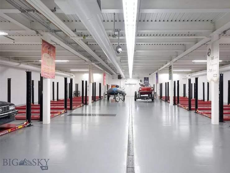 garage da sogno