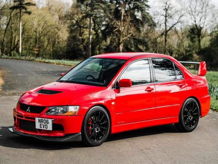 Auto dei sogni Mitsubishi Lancer