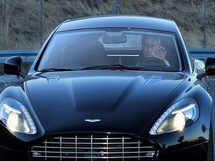 Mourinho auto retroscena 1996