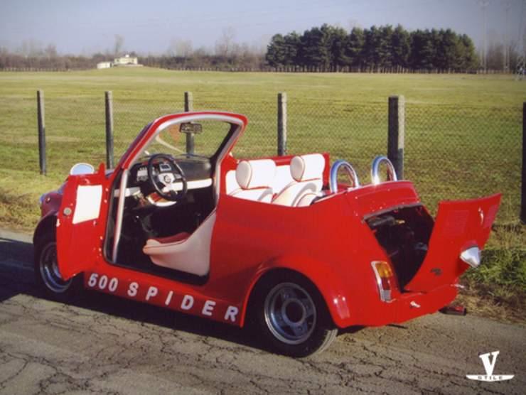 Fiat 500 Spider