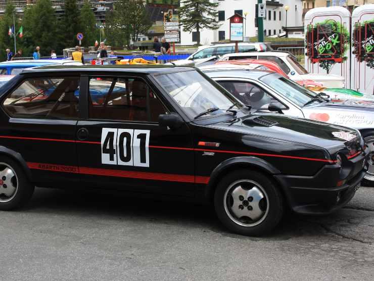 Fiat Ritmo 130TC Abarth (Flickr.com)