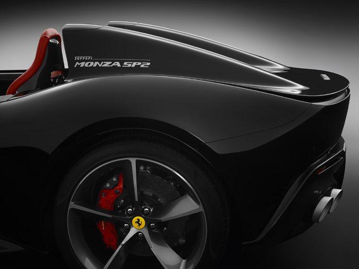 Ferrari Monza Millemiglia