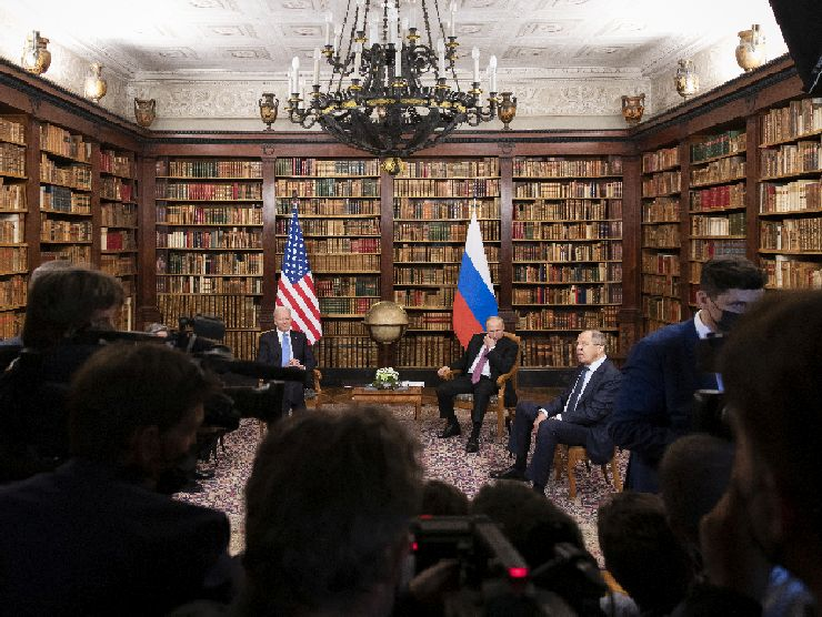 Biden e Putin 2