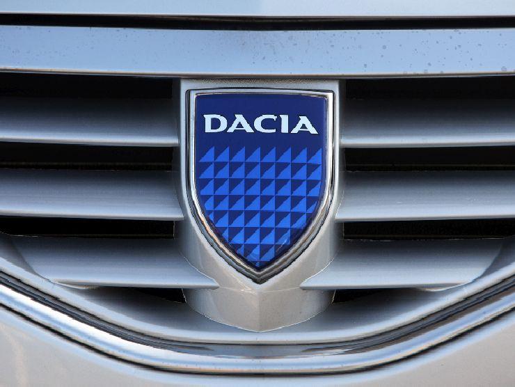 Dacia marchio