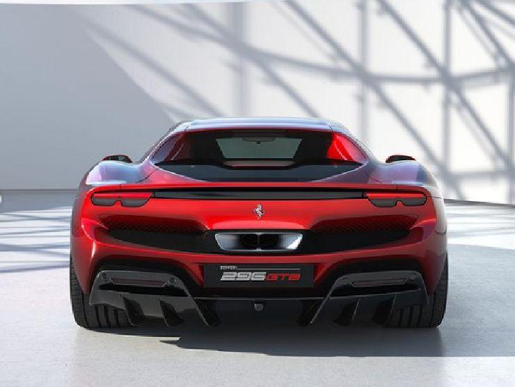 Ferrari 296 bis