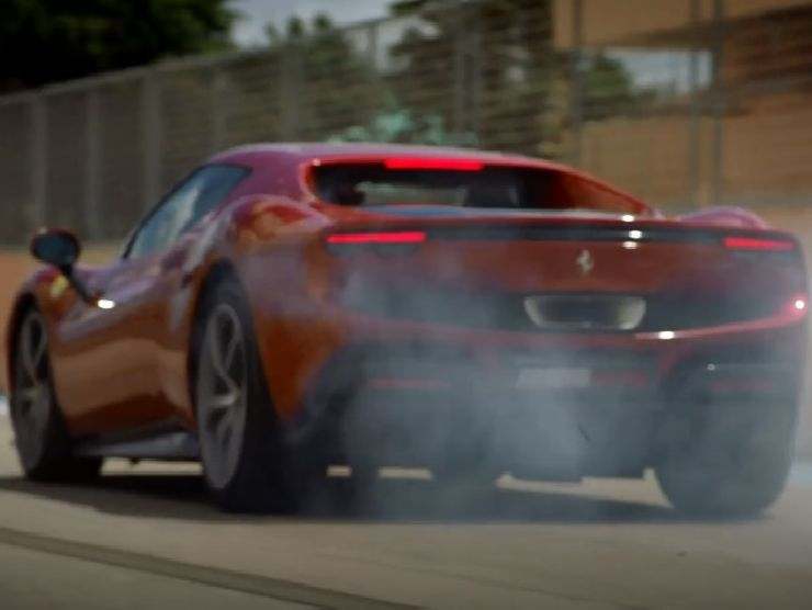 Ferrari 296 ter
