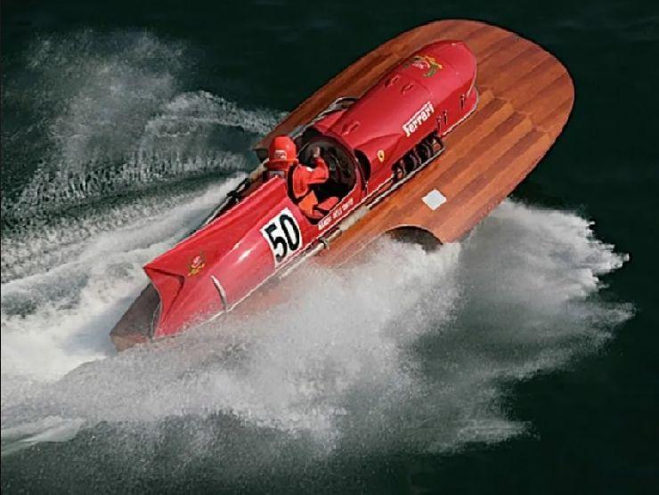 Ferrari Boat 2