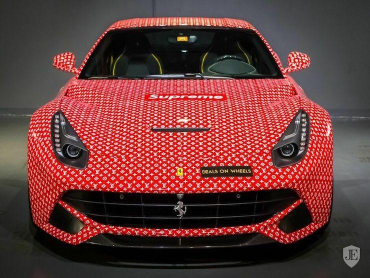 Ferrari F12 Berlinetta Supreme