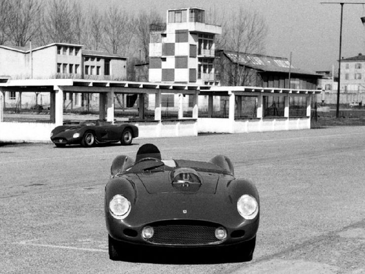Ferrari Testa Rossa 2