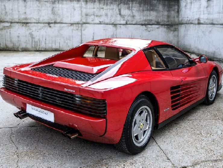Ferrari Testa Rossa James Edition 2