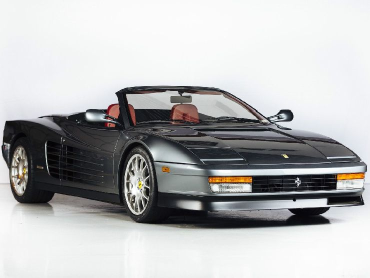 Ferrari Testa Rossa James Edition 3
