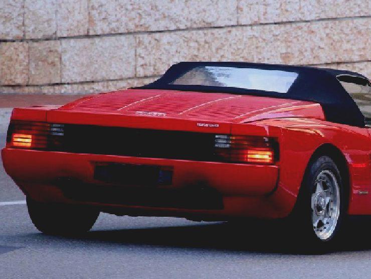 Ferrari Testa Rossa James Edition 4