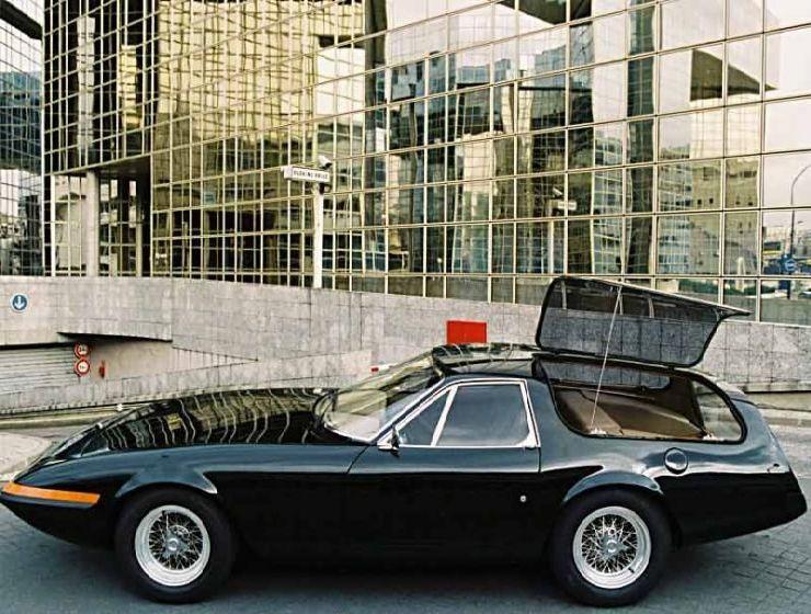 Ferrari carro funebre 2