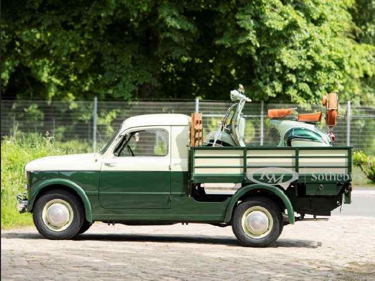 Fiat 1100 all'asta