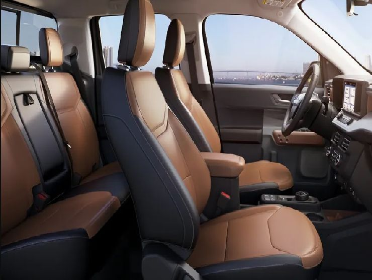 Ford Maverick 2