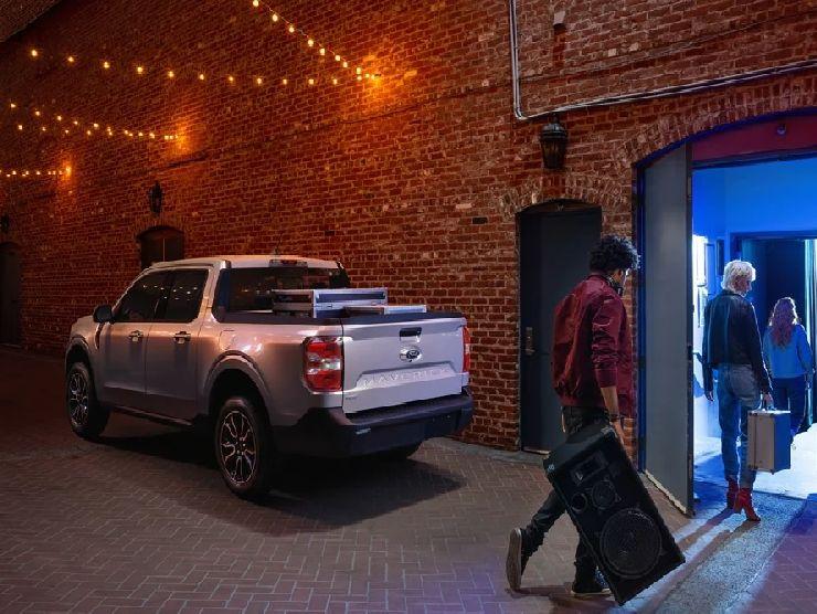 Ford Maverick 3