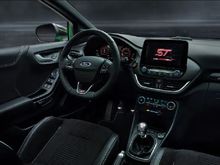 Ford Puma ST interni
