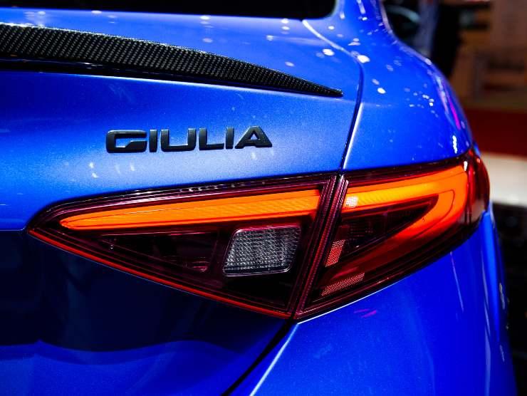 Alfa Romeo Giulia (Getty Images)