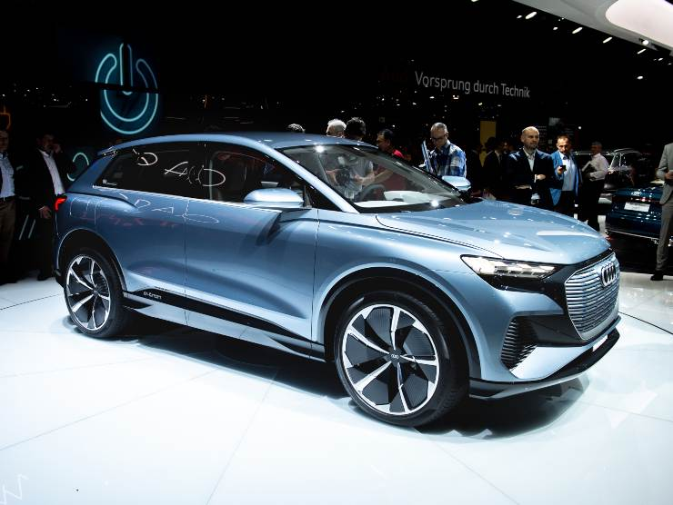 Audi Q4 e-tron (Getty Images)