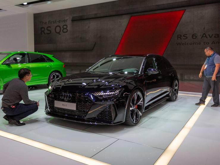 Audi RS6 Avant (Getty Images)
