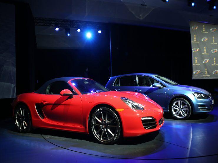 Presentazione Porsche e Volkswagen