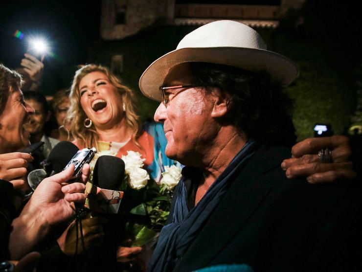 Al Bano e Romina Power (Getty Images)