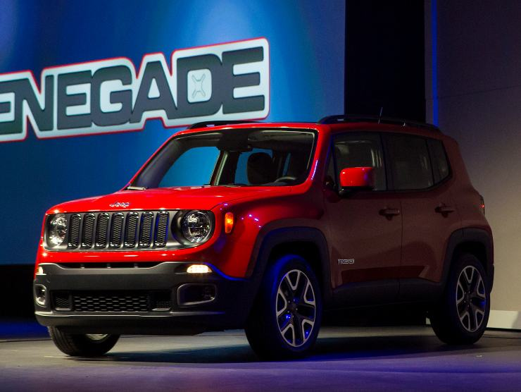 Jeep Renegade (Getty Images)
