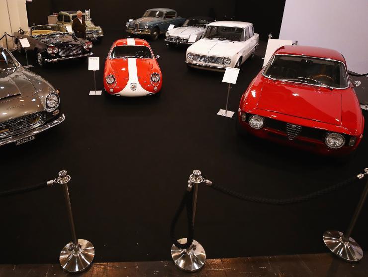 Alfa Romeo storiche (Getty Images)